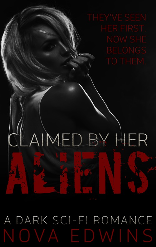 Cover of the book Claimed by Her Aliens